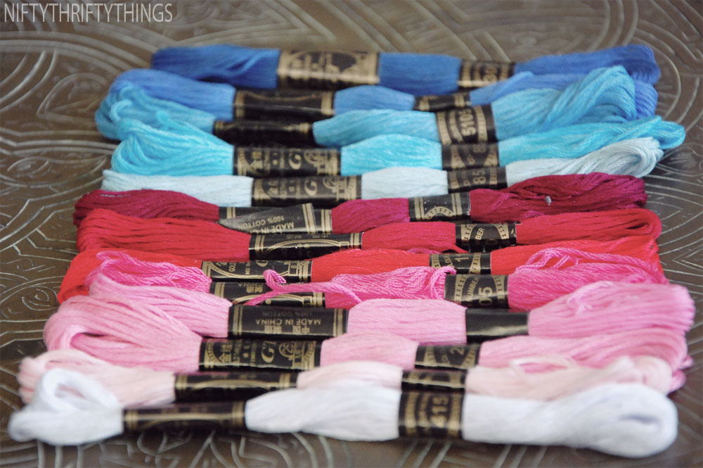 DIY Baker's Twine from {nifty thrifty things}