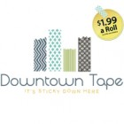 {downtown tape}