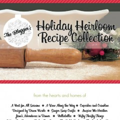 {holiday heirloom recipe collection — freebie}