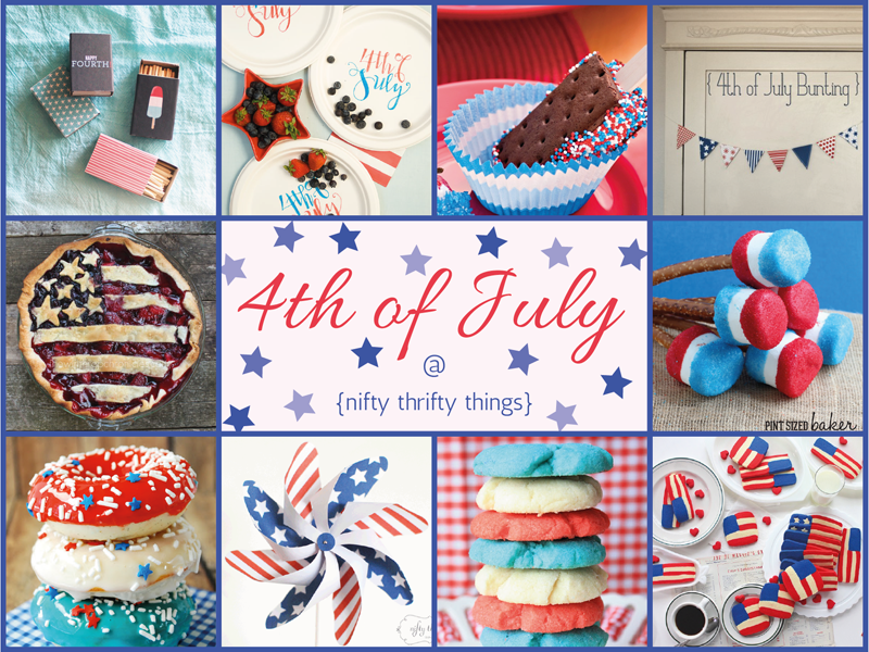 10 last-minute 4th of july ideas from {nifty thrifty things}