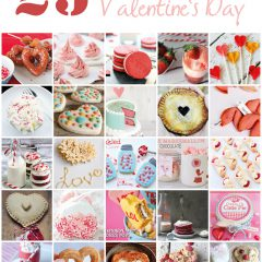 {25 delicious recipes for valentine's day}