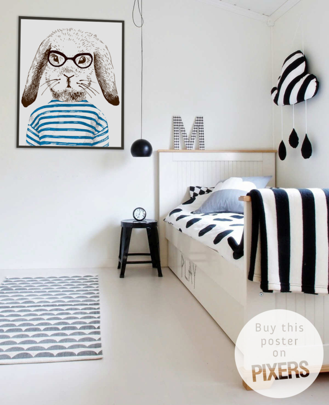 wall inspirations with pixers & coupon code at {nifty thrifty things]