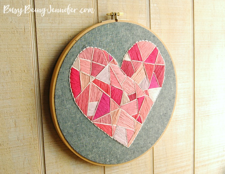 11 DIY Valentine's Day Gift Ideas from {nifty thrifty things}