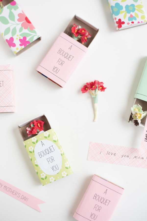 10 Homemade Mother's Day Gift Ideas from {nifty thrifty things}