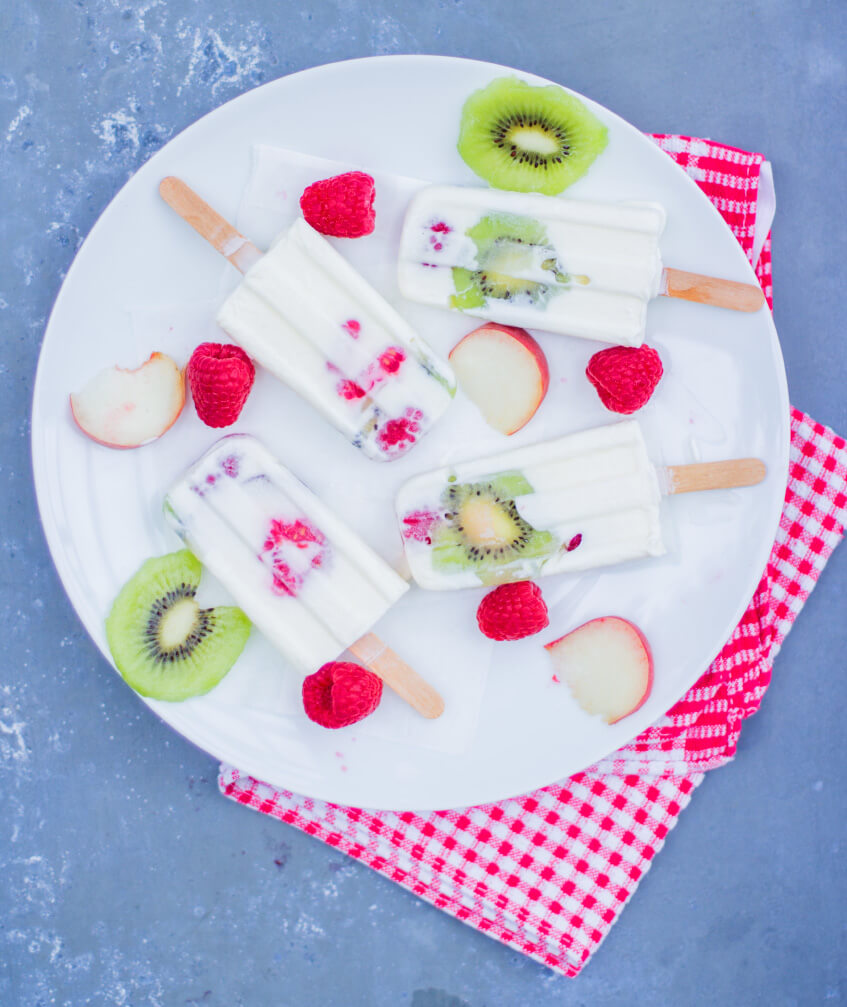 10 sommerliche Eis am Stiel Rezepte bei {nifty thrifty things}