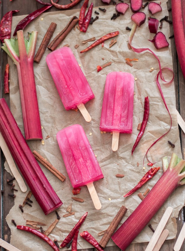 10 Summery Popsicles Recipes from {nifty thrifty things}